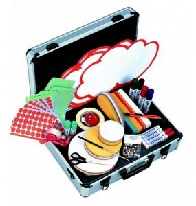 Valise pour brainstorming